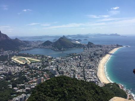 Demain une randonnée au sommet du Morro Dois Irmãos : ( Coline de Deux Frères )