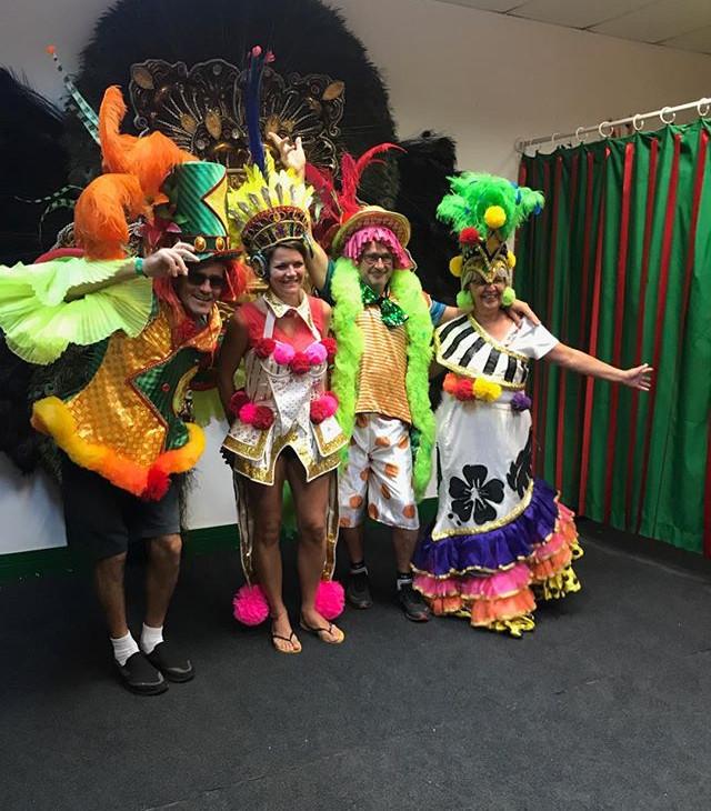 Cet ici que le Carnaval se prépare !