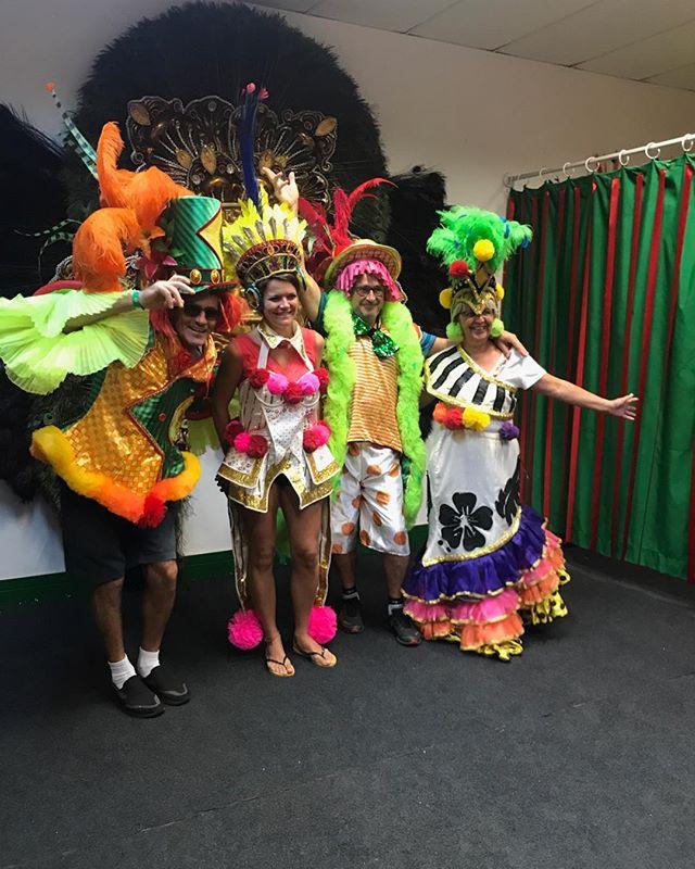 Cet ici que le Carnaval se prépare !_La