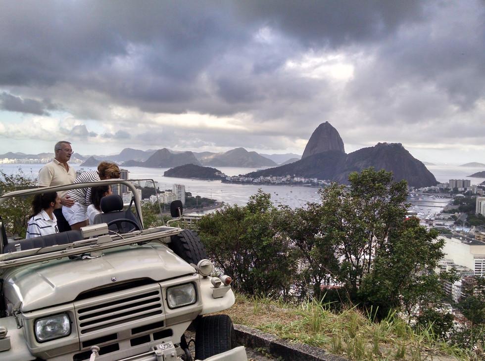 Jeep Tour à Rio