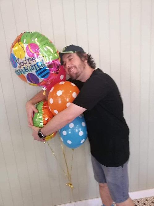 Custom Themed - Balloon Bouquet