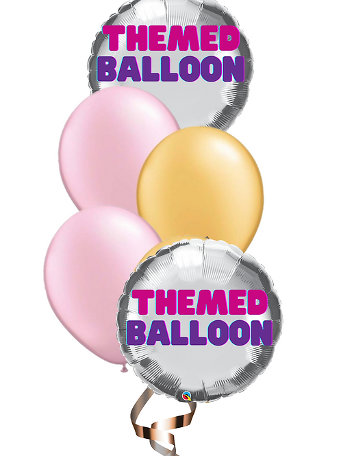Custom Themed - Balloon Bouquet