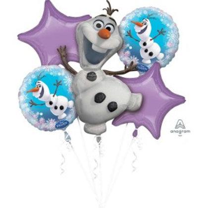 Frozen - Balloon Bouquet