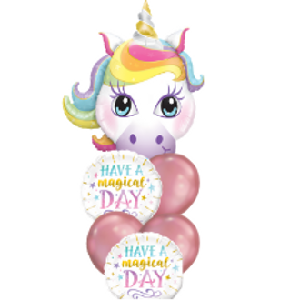 Unicorn Magic  - Balloon Bouquet