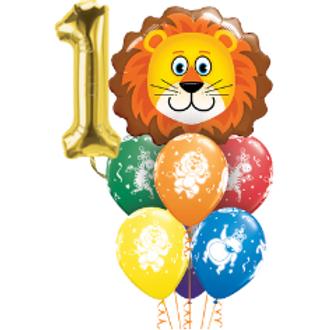 Wild One - Balloon Bouquet