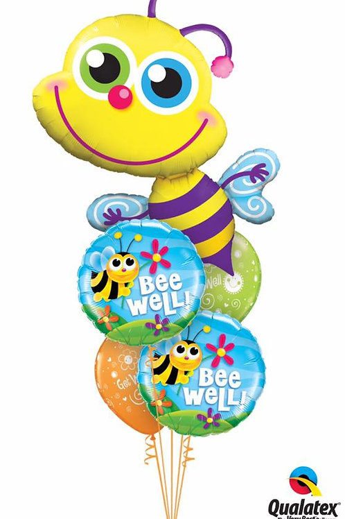 Bee Well - Balloon Bouquet
