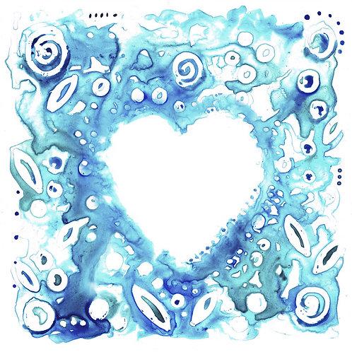 Cobalt Heart