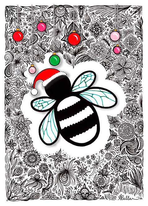 Bee Merry'n'Bright