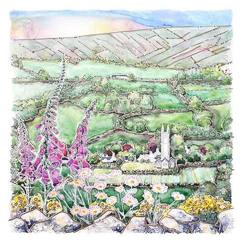 England's Green & Pleasant Land