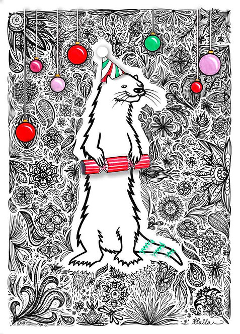 L'Otter Love At Christmas