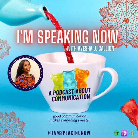 I'm Speaking Now Podcast
