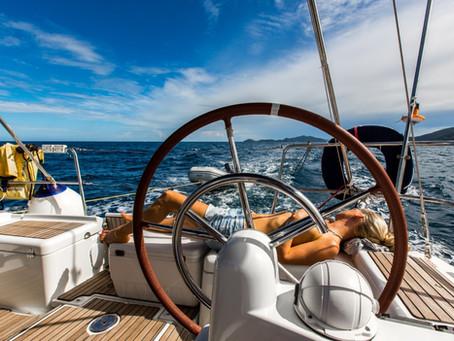 Jatka tai aloita veneilykausi lämpimillä vesillä