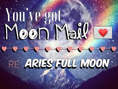 A Word from Mama Luna (9/24- 9/28): Aries Full Moon