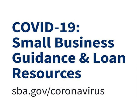 COVID19 Small Business Guidance Loan and Resources