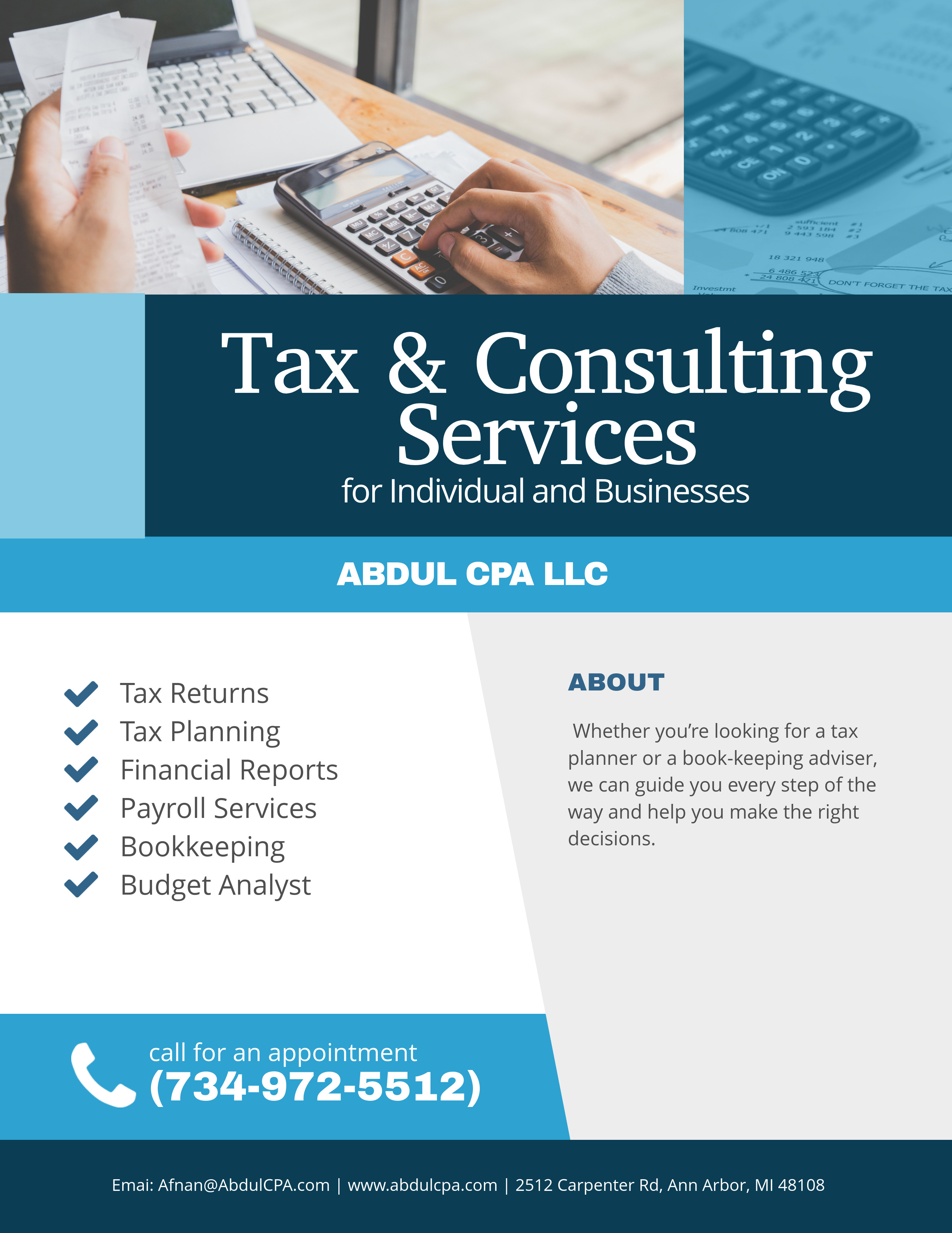 Bookkeeping & Payroll