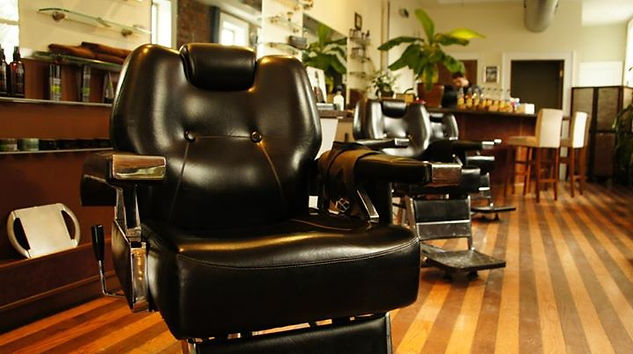 Classic Old Fashioned Modern Barbershop