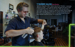 Two Time Best Barber