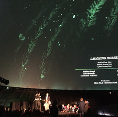 Planetarium Hamburg - Preisverleihung