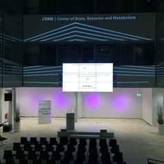 Eröffnung CBBM Lübeck Uni