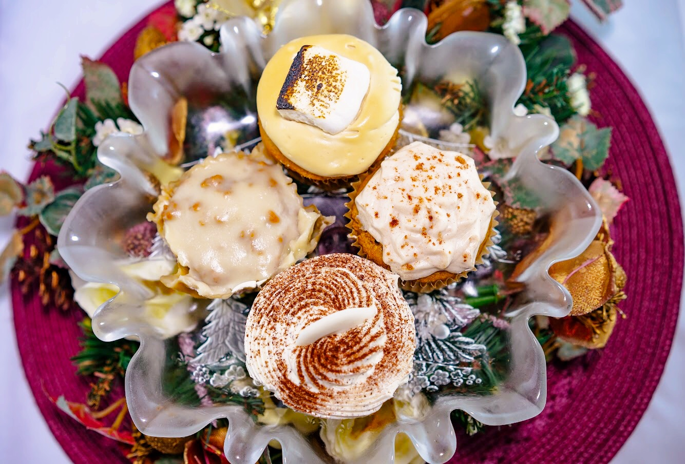 Seasonal Cupcake Assortment