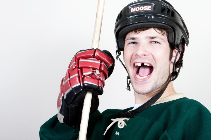 Wave Dental Port Perry Uxbridge Dentist Dental Sportsguard Mouthguard Guard Hockey