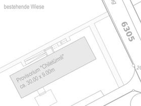 Provisorium Chiletürmli > weitere Impressionen / Fertigstellung