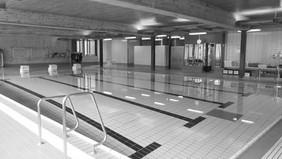 Lehrschwimmbecken Rafzerfeld: Rafzer Weibel von 1975