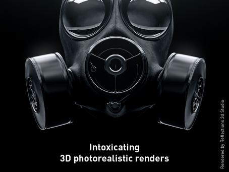 3d renders - intoxicatingly photorealistic