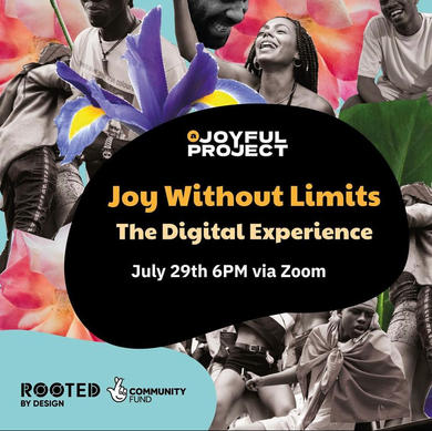 Joy Without Limits - A Digital Experience