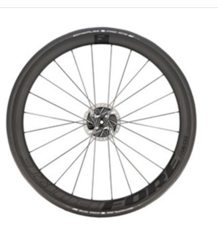 roues carbone FORE