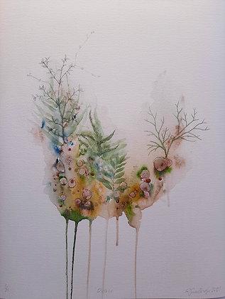 'Peace' fine art giclēe print