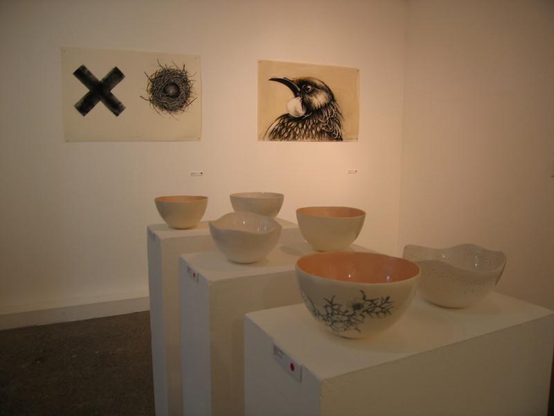 'Fragile' solo show at CoCA Gallery