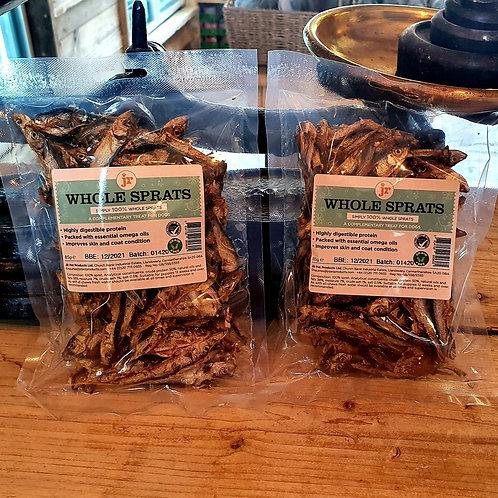 Natural Dried Baltic Sprats 85g