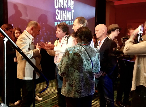 "Citizens Congress Inc attends ""Unrig the System Summit"" in Nashville"