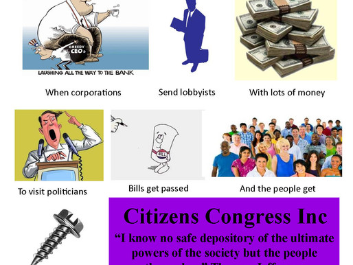 Money in Congress