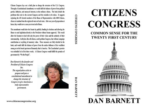 Citizens Congress President to speak in Lake Worth Florida.