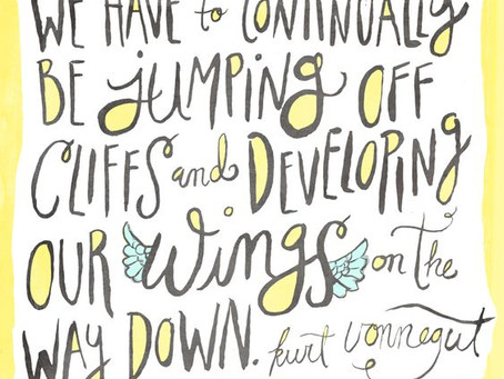 Letters from Vonnegut: Shortcuts to Making Your Soul Grow