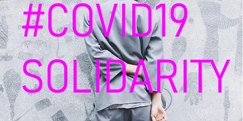 #Covid19Solidarity - Fundraising Friday Wine Night