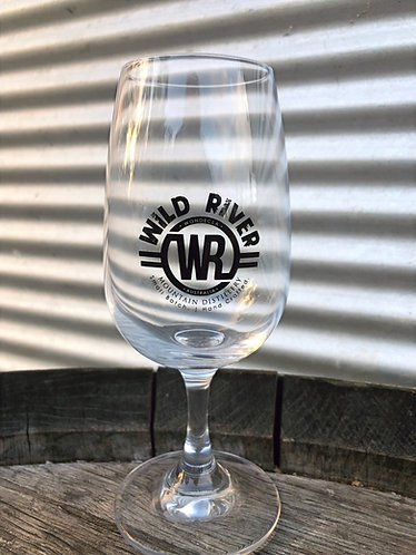 Wild River Whisky Glass