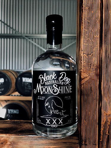 Black Dog Australian Moonshine
