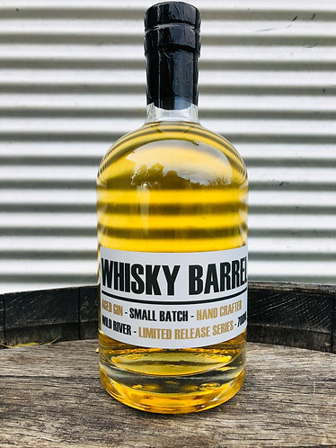 Whisky Barrel Aged Gin