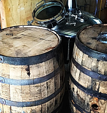 Australin whisky barrels ready to be filled with Australian whisky by our small batch australian distillery