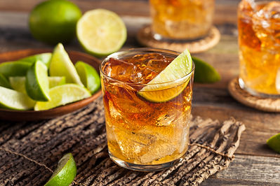 Dark and Stormy Rum Cocktail with Lime and Ginger Beer.jpg