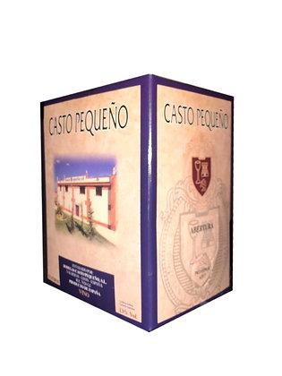Box Rosado Especial Valderas 5 Litros Casto Pequeño
