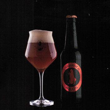 Cerveza Casasola Silos Red Ale. 33cl
