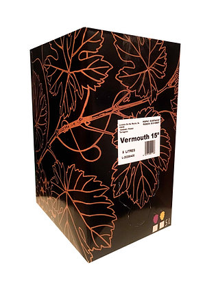 Box 5 Litros Vermut Artesano Especial on the ROCK´S