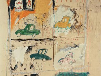 A criança e a dor em Jean-Michel Basquiat
