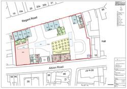 Regent Road - Ground Floor Plan
