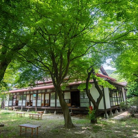 7/4(sun) 如春荘で『縁側の会』を開催します。