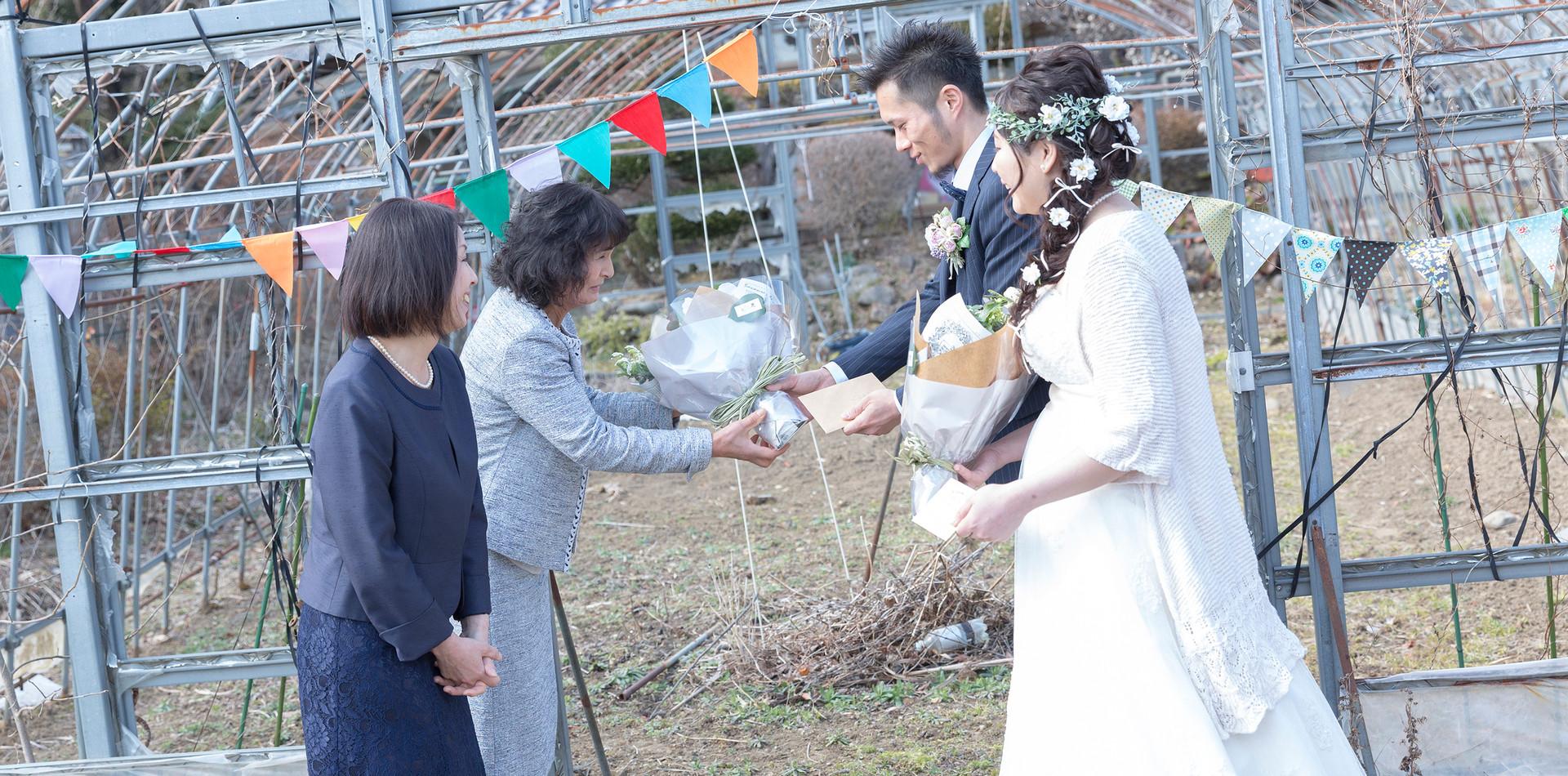 自宅で結婚式.JPG